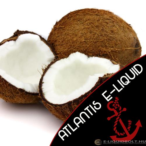 Kókusz ízű e-liquid (Atlantis)