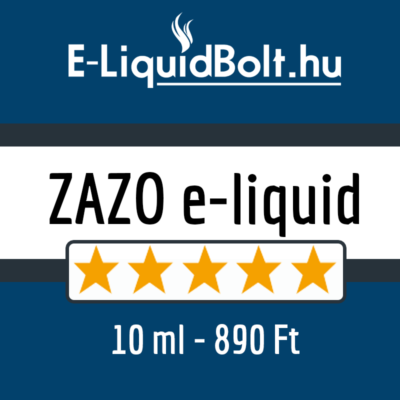 Zazo Premium E-liquid (10 ml)