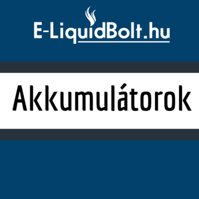 E-Cigi Akkumulátorok
