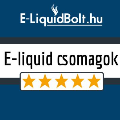 E-Liquid Csomagok